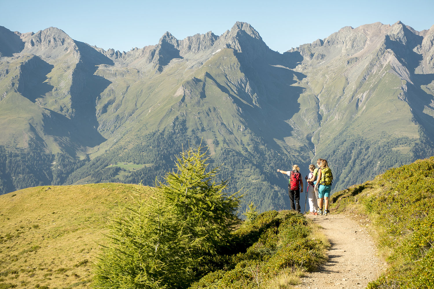 Nationalpark Hohe Tauern in Osttirol